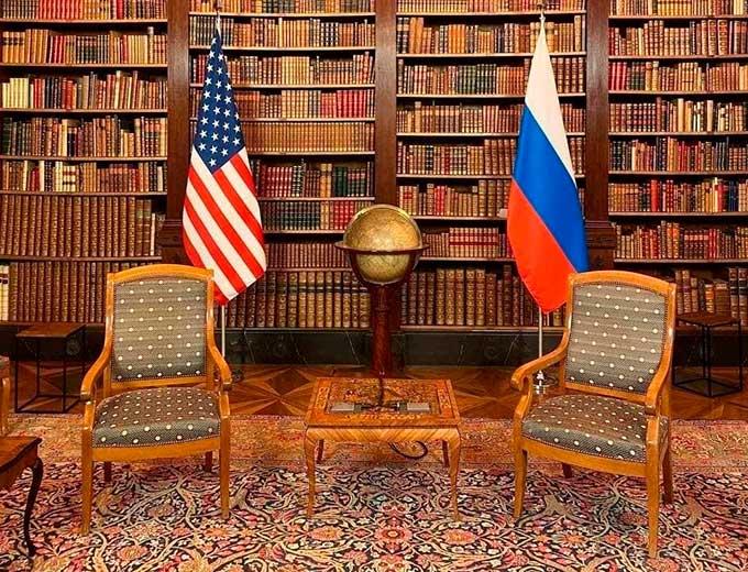 Путин-Байден: в преддверии
