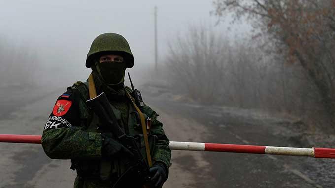 """""""Границу"""" между ДНР и ЛНР откроют уже на следующей неделе"""