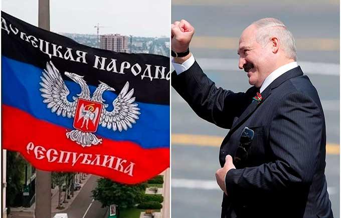 Протасевич и признание Л/ДНР