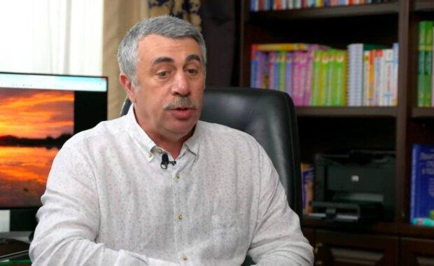 Доктор Комаровский назвал 6 признаков опасного состояния в жару