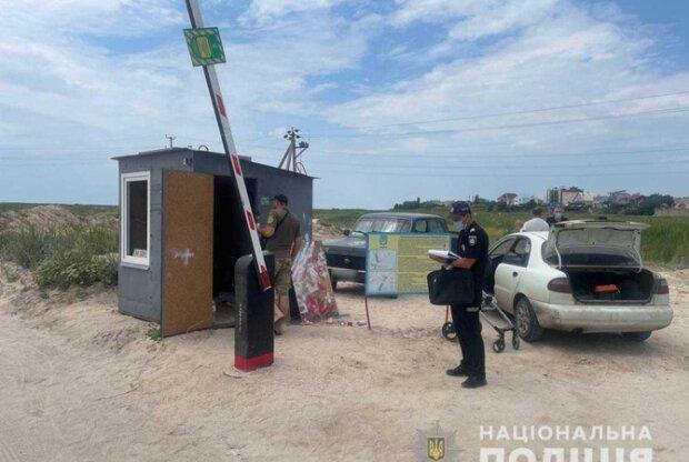 В Украине сделали платный въезд на Азовское море