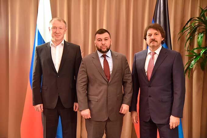 Пушилин не блещет оптимизмом по поводу «нового Курченко»