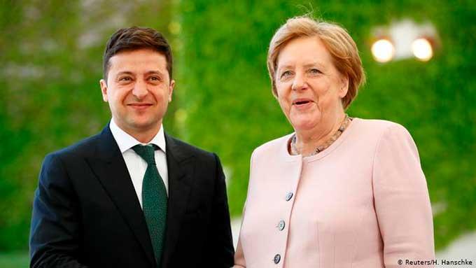 Донбасс и «Северный поток-2»: эксперты оценили перспективы визита Зеленского в Германию