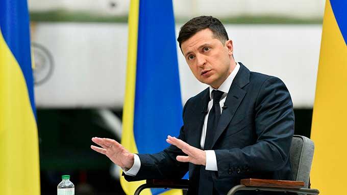 Зеленский рассказал, о чем будет говорить с Байденом. Ключевая тема - Донбасс