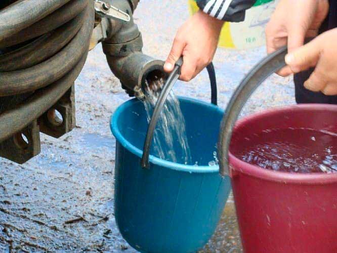 Цифра: 9 дней в течение месяца была вода в домах жителей Ровенек