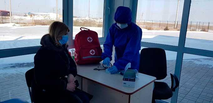 Украина собирается вернуть тестирование граждан пересекающих КПВВ