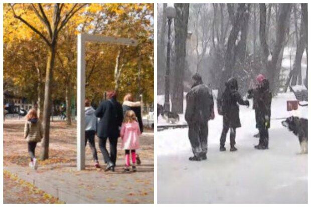 В Украину ворвутся морозы и снегопады: синоптики поделились прогнозом погоды до конца осени